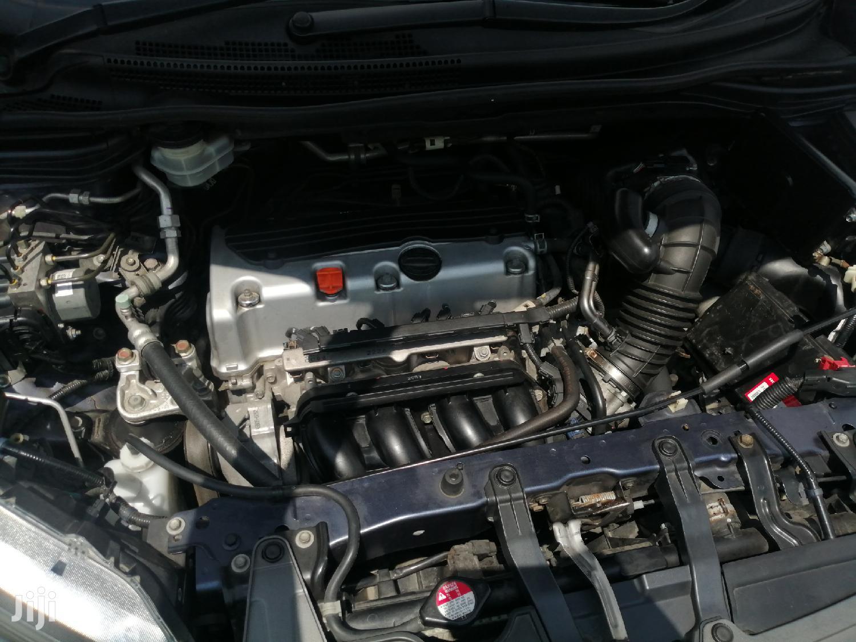 Archive: Honda CR-V 2013 Blue