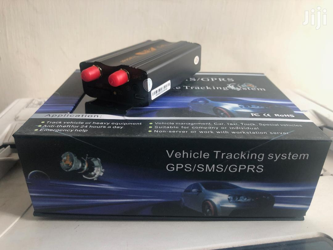 Car Track That Has Real Time Tracking Gps Tracker
