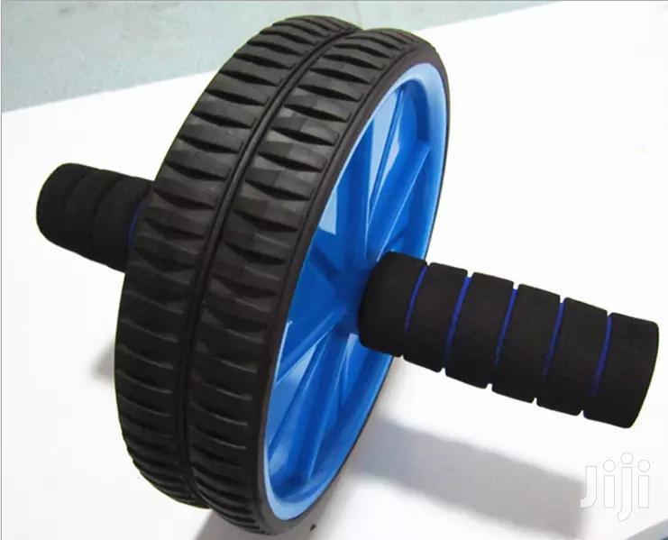 ABS Roller Workout Arm Waist Fitness .