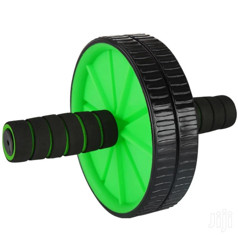 ABS Roller Workout Arm Waist Fitness . | Sports Equipment for sale in Nairobi Central, Nairobi, Kenya