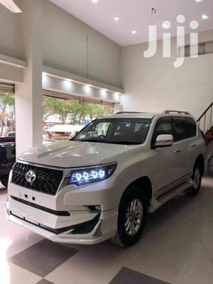 Toyota Land Cruiser Prado 2017 White | Cars for sale in Nyali, Ziwa la Ngombe