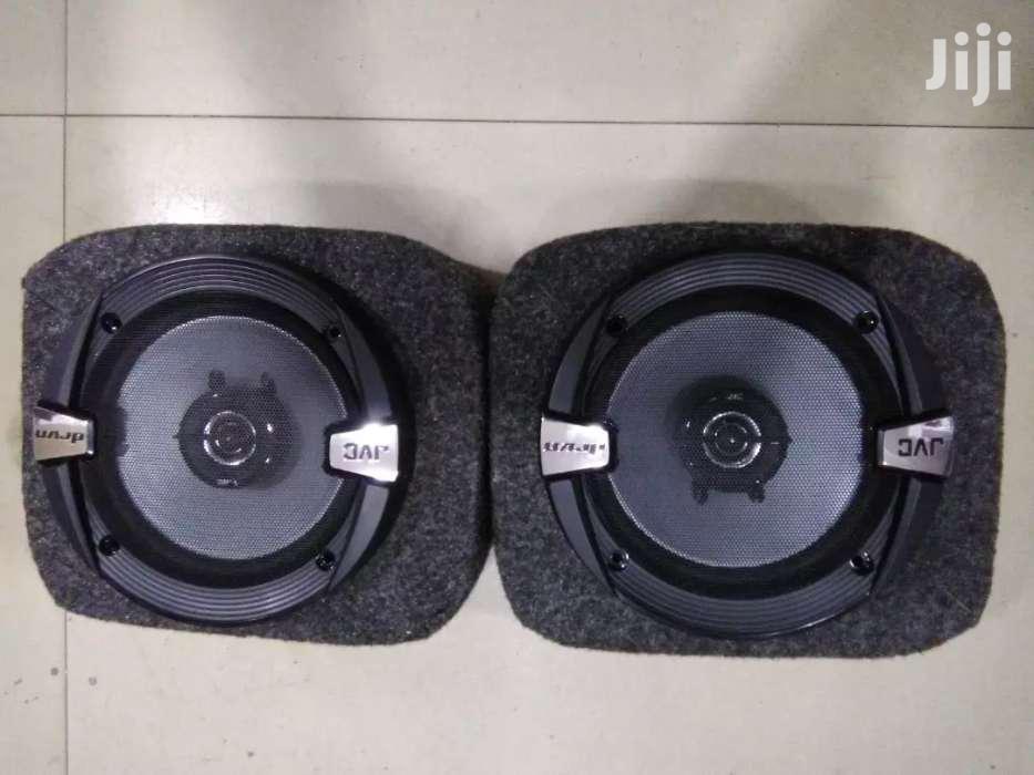 JVC Car Door 6 Inch Speakers With 50rms