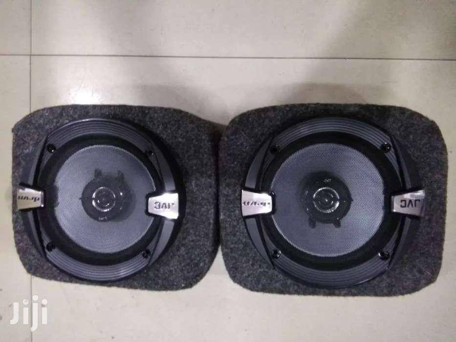 JVC Car Door 6 Inch Speakers With 50rms   Vehicle Parts & Accessories for sale in Nairobi Central, Nairobi, Kenya
