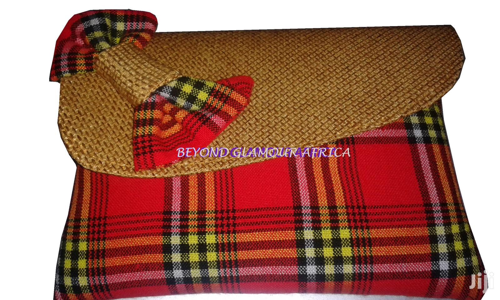Maasai Clutch Bag