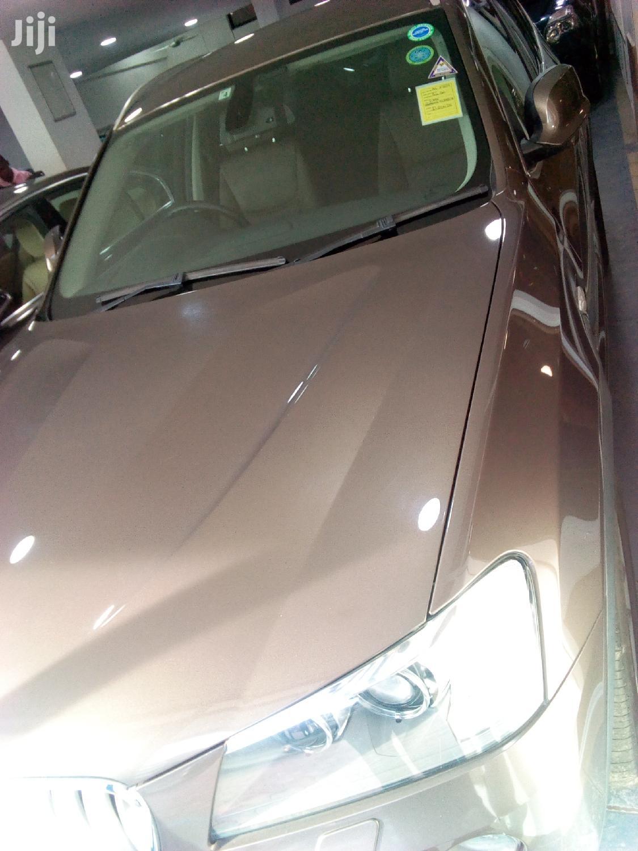 BMW X3 2013 Gray