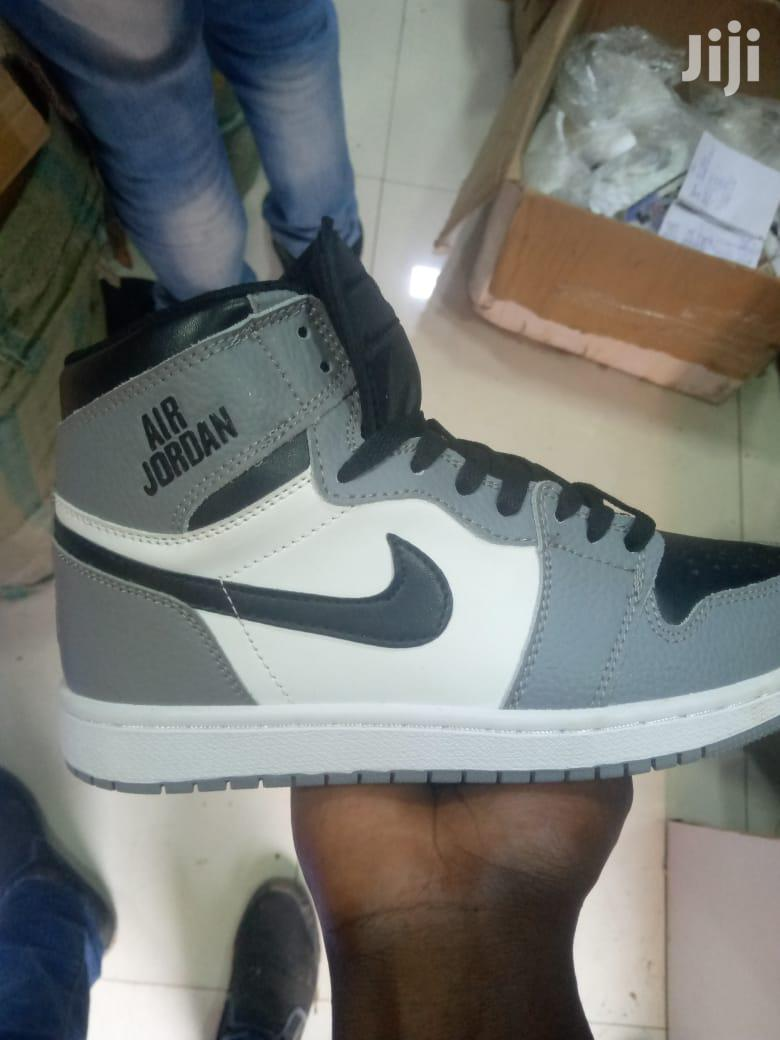 Men Nike Air Jordan 1 Casual Sneakers