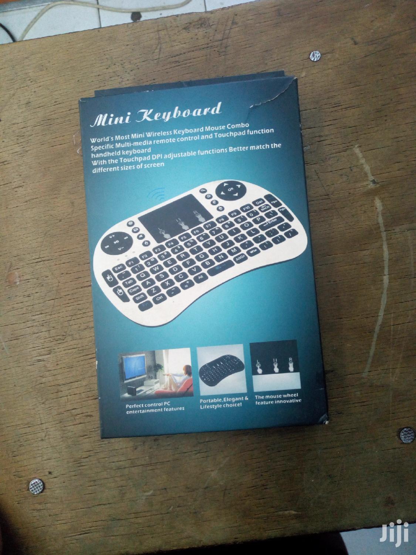 Archive: Mini Keyboard