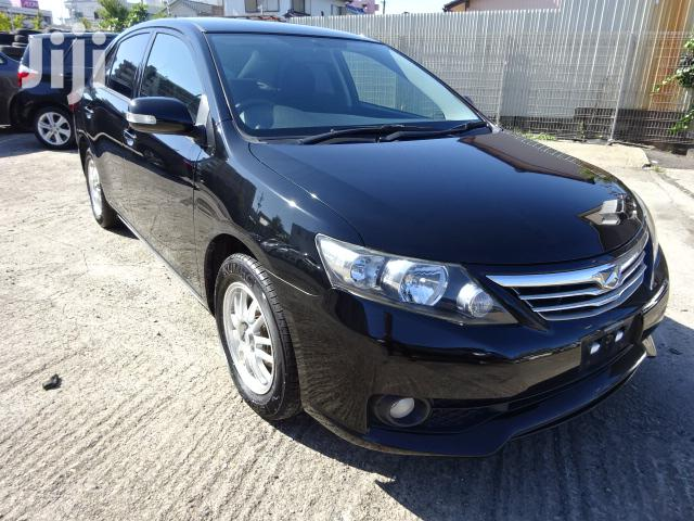 Toyota Allion 2012 Black