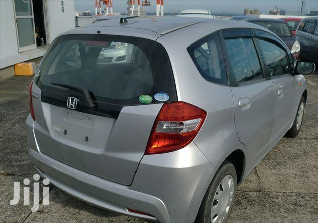 Archive: Honda Fit 2012 Automatic Silver