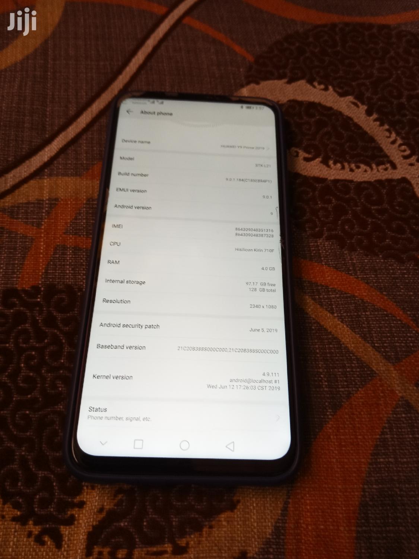 Archive: Huawei Y9 Prime 128 GB Black