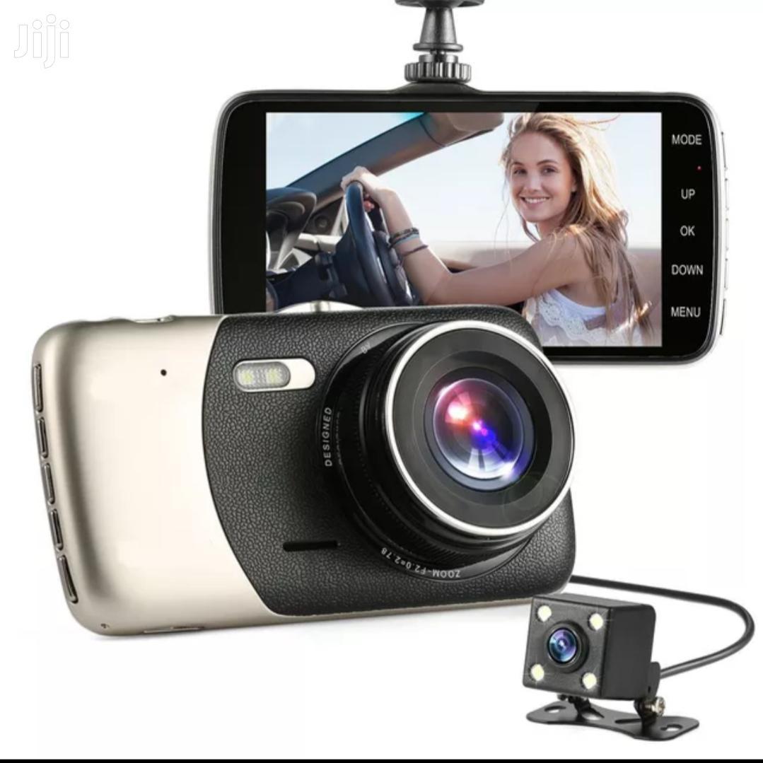 Archive: Car Dash Camera G-sensor HD Dual Lens Camera Car Rear Video Recorder
