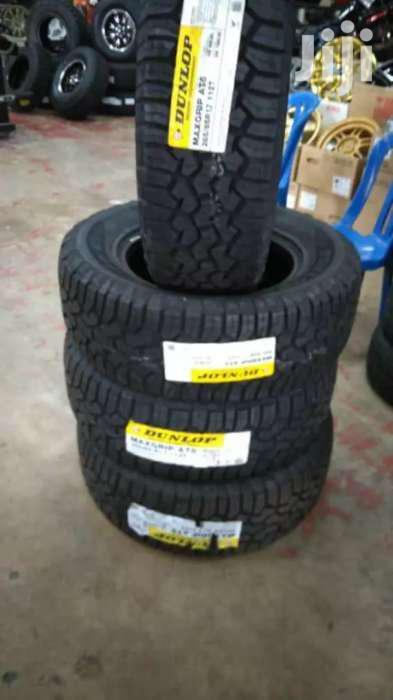 265/65/17 Dunlop AT3 Tyres Is Made In Thailand