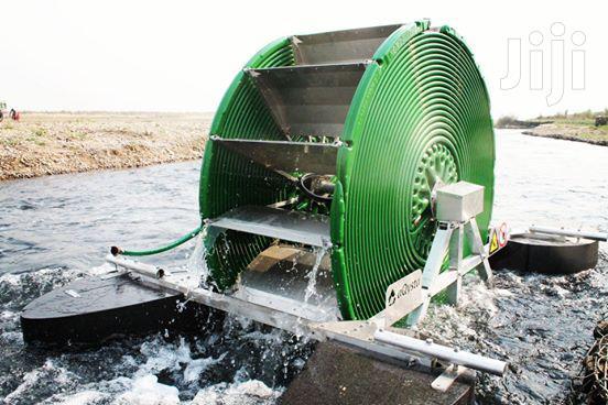 Archive: The Barsha Pump