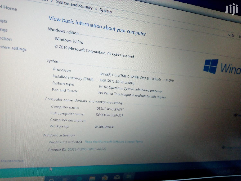 Archive: Laptop HP ProBook 430 G2 4GB Intel Core i5 HDD 500GB