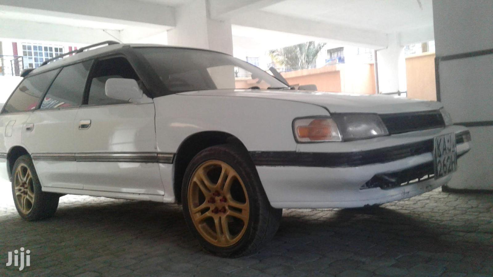 Archive: Subaru Legacy 1994 L Wagon White