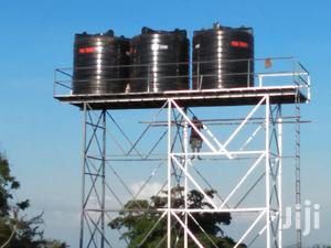 Tank Tower Tank Stand Steel Tower Platform Tank Stand Kenya Lifting | Other Repair & Construction Items for sale in Kitui, Central Mwingi