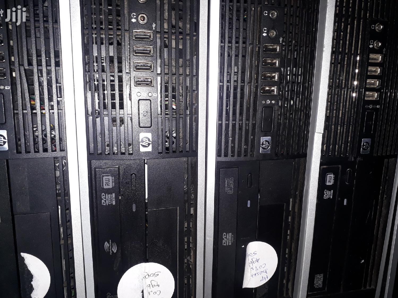 Archive: Desktop Computer HP 4GB Intel Core i5 HDD 500GB