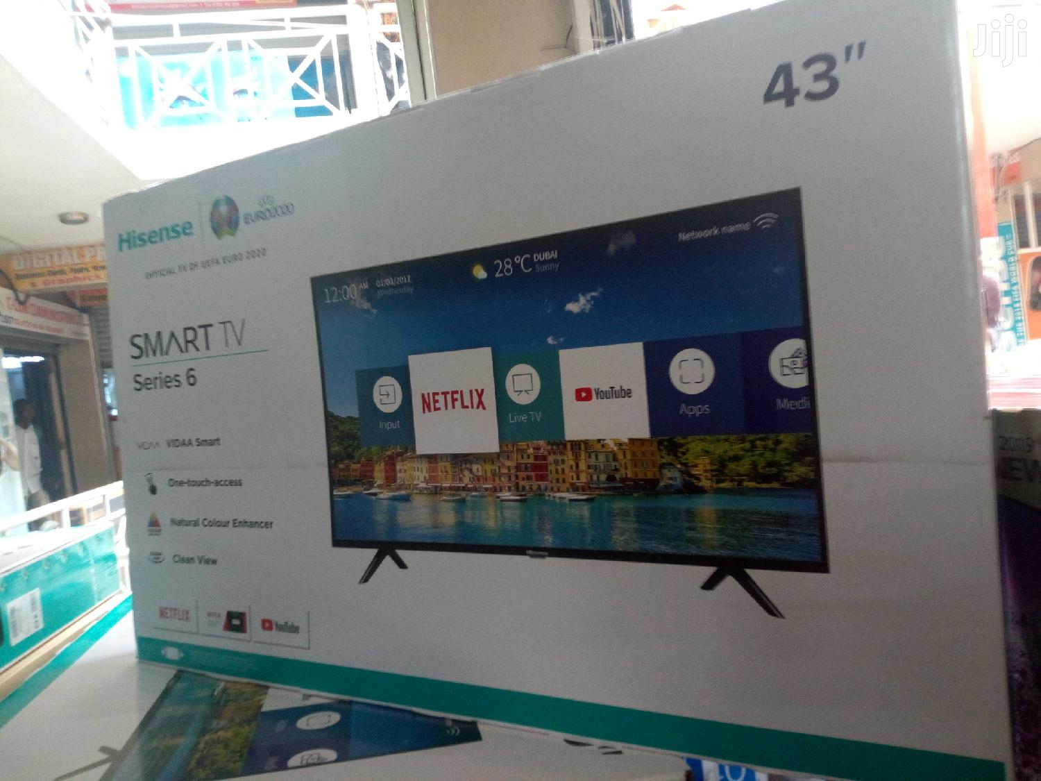 Hisense 43 Inch Smart Led Tv