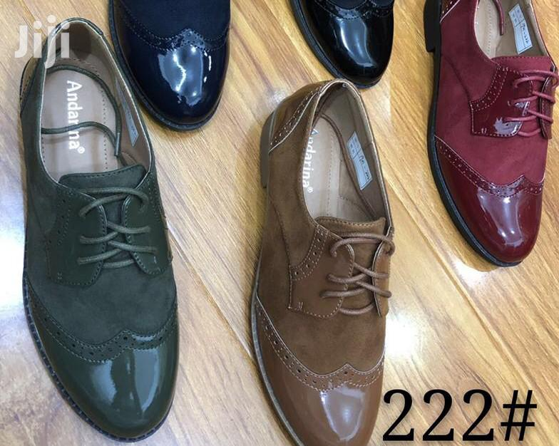 Ladies Casual/Official Brogues | Shoes for sale in Nairobi Central, Nairobi, Kenya
