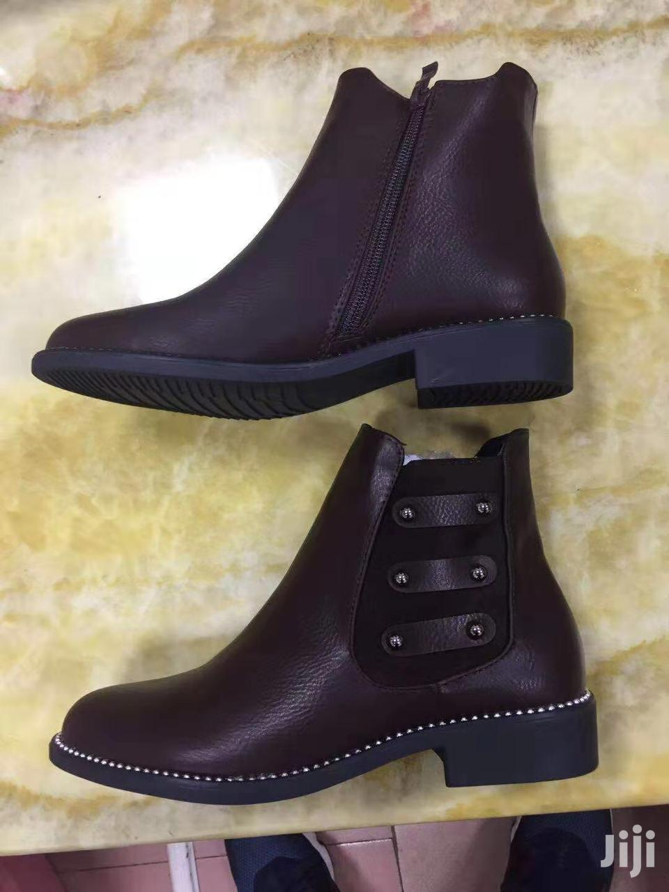 Ladies Casual/Official Boots