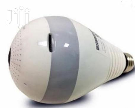 Panorama Full HD Wifi Nanny Camera Bulb