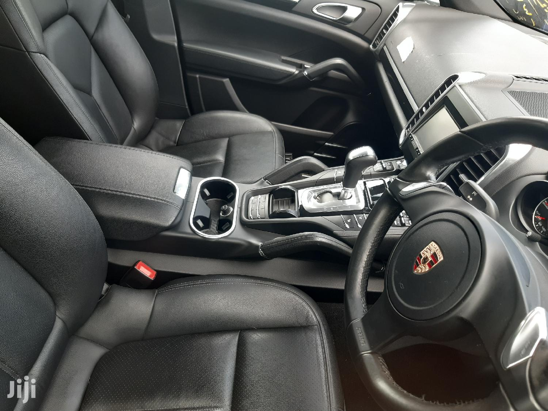 Archive: Porsche Cayenne 2012 S Hybrid Red