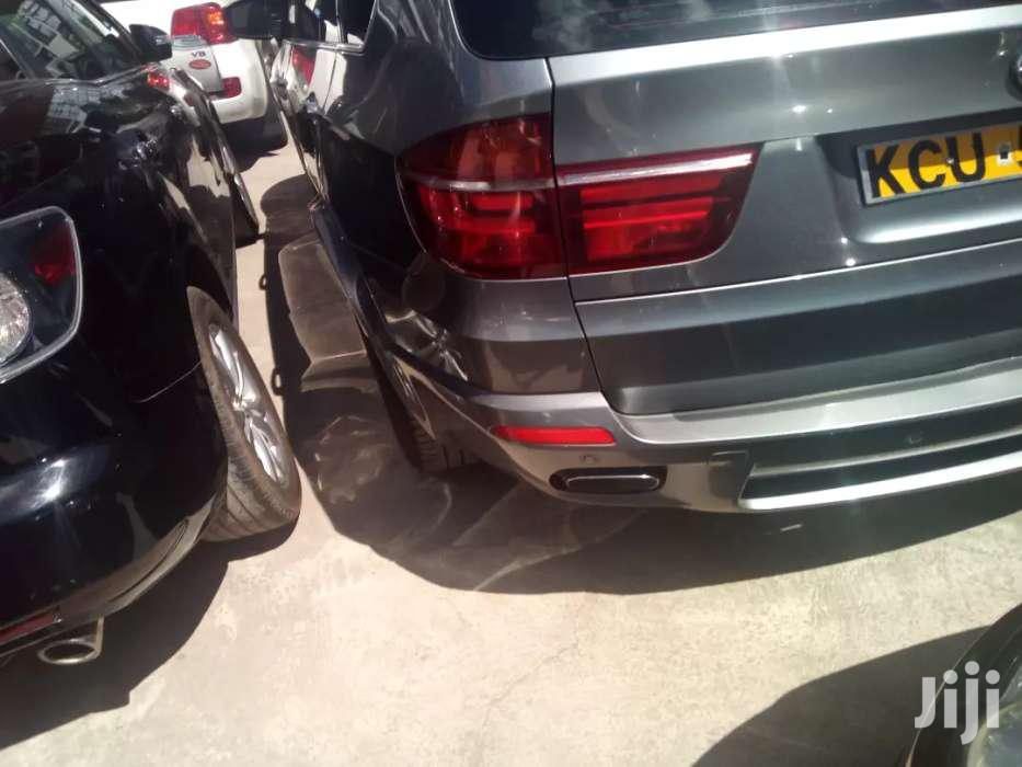 New BMW X5 2012 Gray | Cars for sale in Mvita, Mombasa, Kenya
