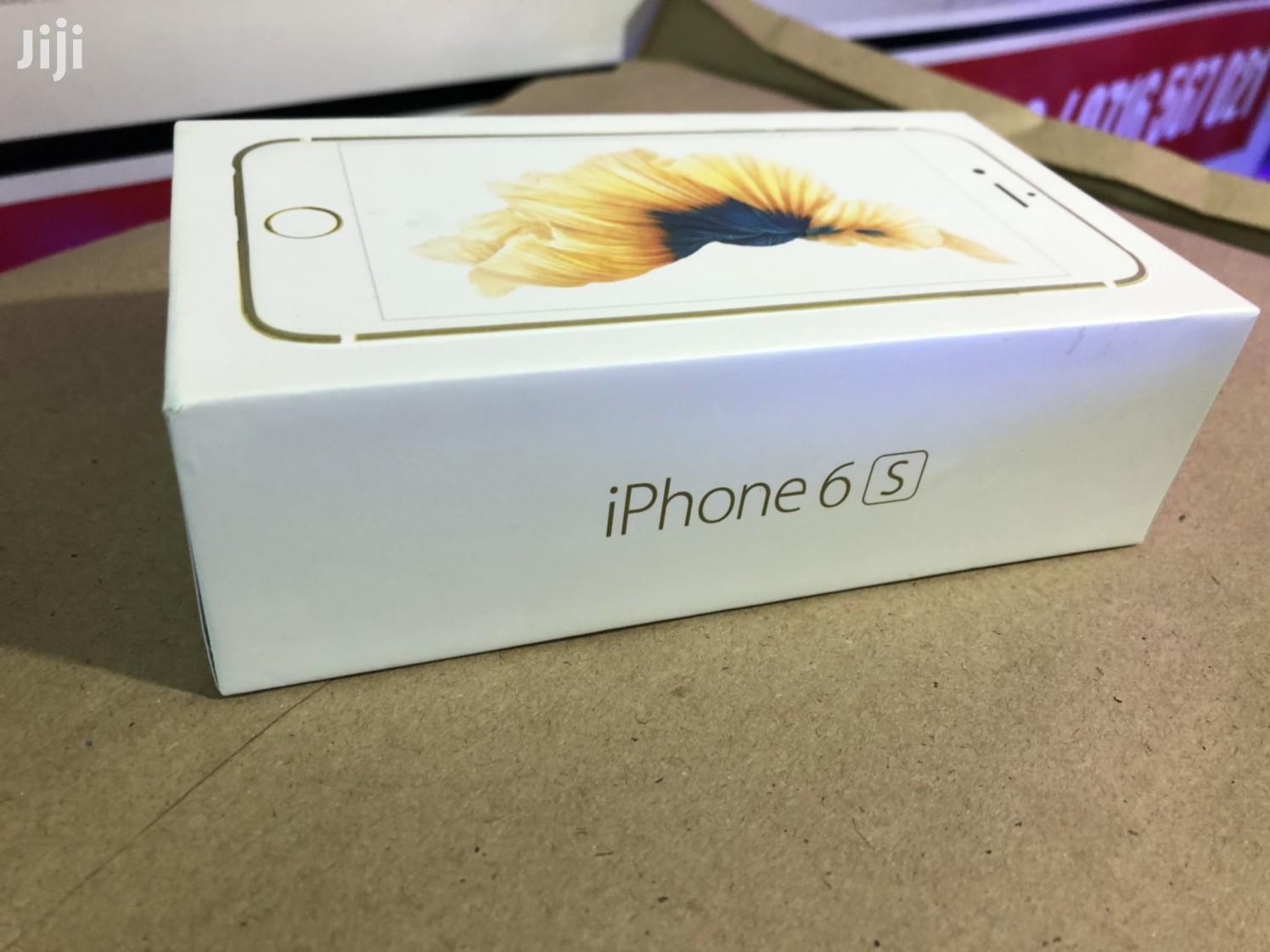 New Apple iPhone 6s 32 GB Gold | Mobile Phones for sale in Nairobi Central, Nairobi, Kenya