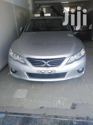 New Toyota Mark X 2013 Silver   Cars for sale in Mombasa, Mvita