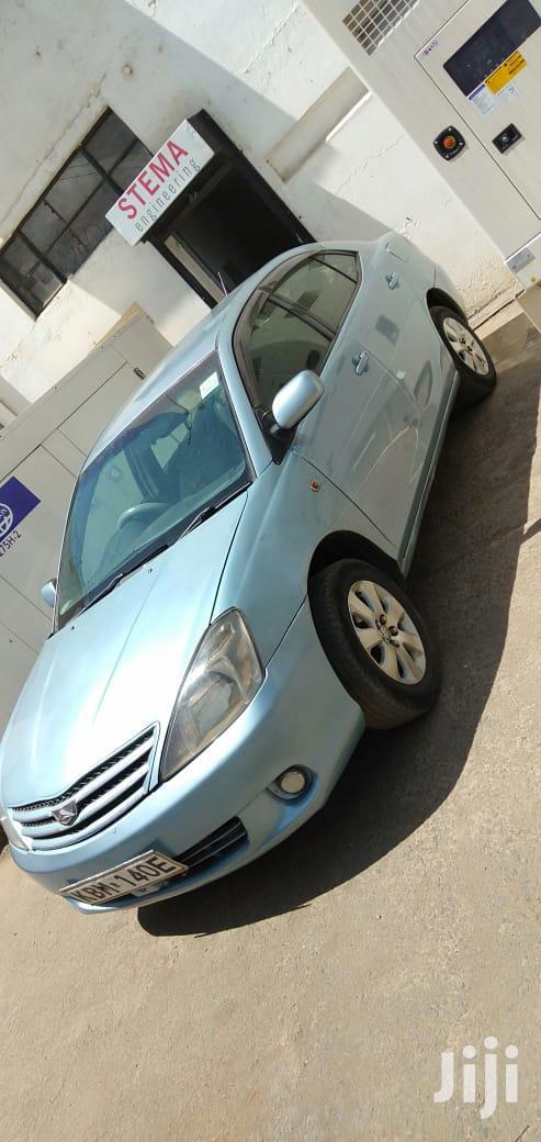 Archive: Toyota Allion 2004 Blue