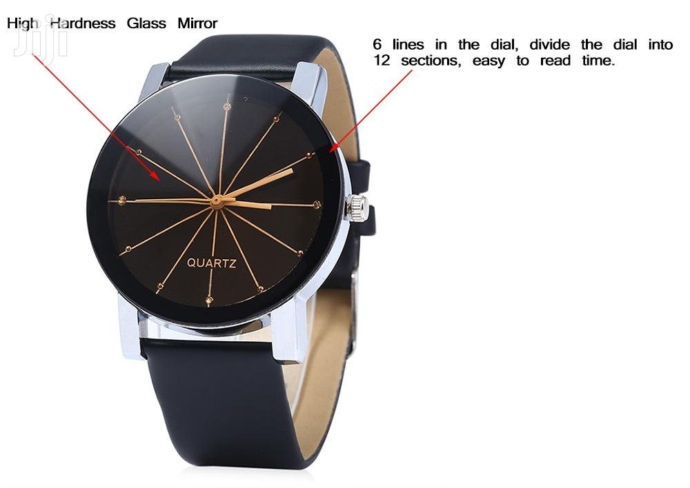 Smart Casual And Office Men Quartz Watch | Watches for sale in Nairobi Central, Nairobi, Kenya