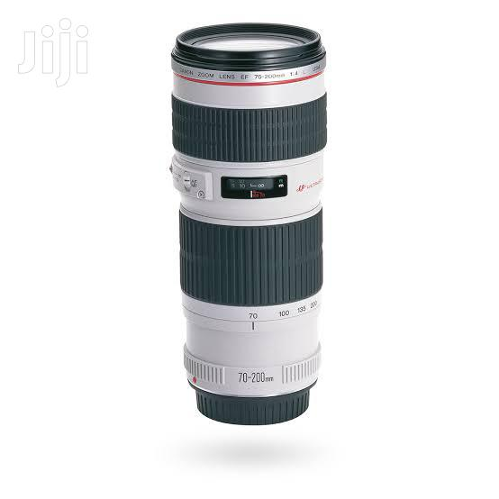 Brand New Canon 70-200mm USM F/4 L USM At Shop