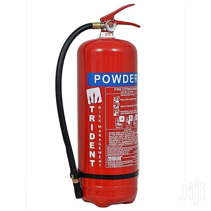 Fire Extinguishers Dry Powder Class Abc Call