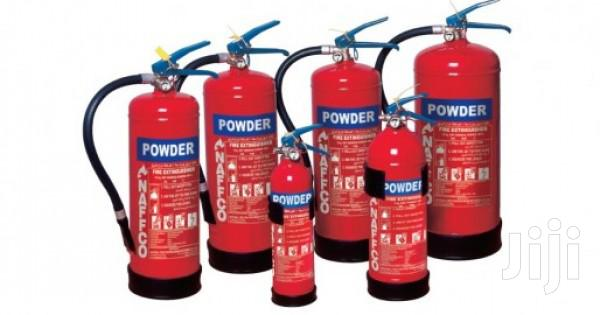 Fire Extinguishers Dry Powder Class Abc Call | Safety Equipment for sale in Majengo, Mombasa, Kenya