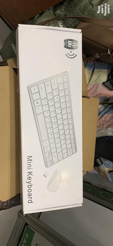 Archive: MINI Wireless Keyboard
