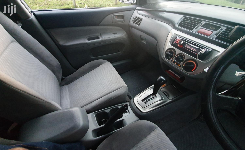 Archive: Mitsubishi Lancer / Cedia 2003 Silver