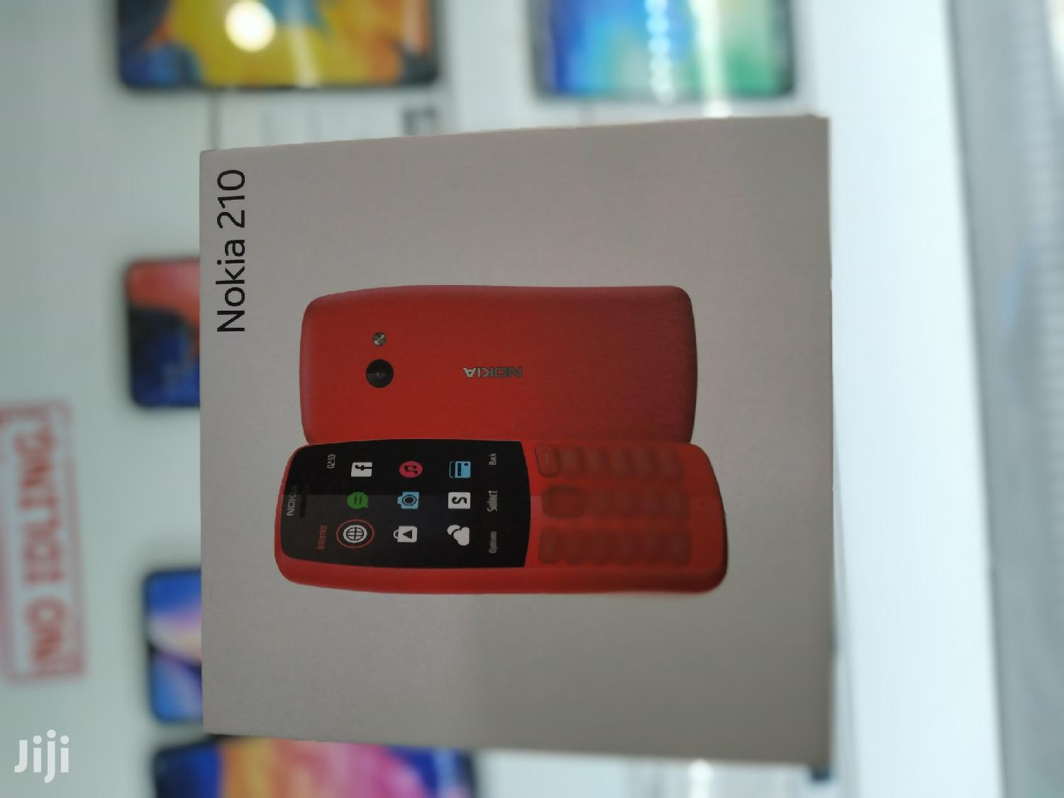 Archive: New Nokia 2100 512 MB Black