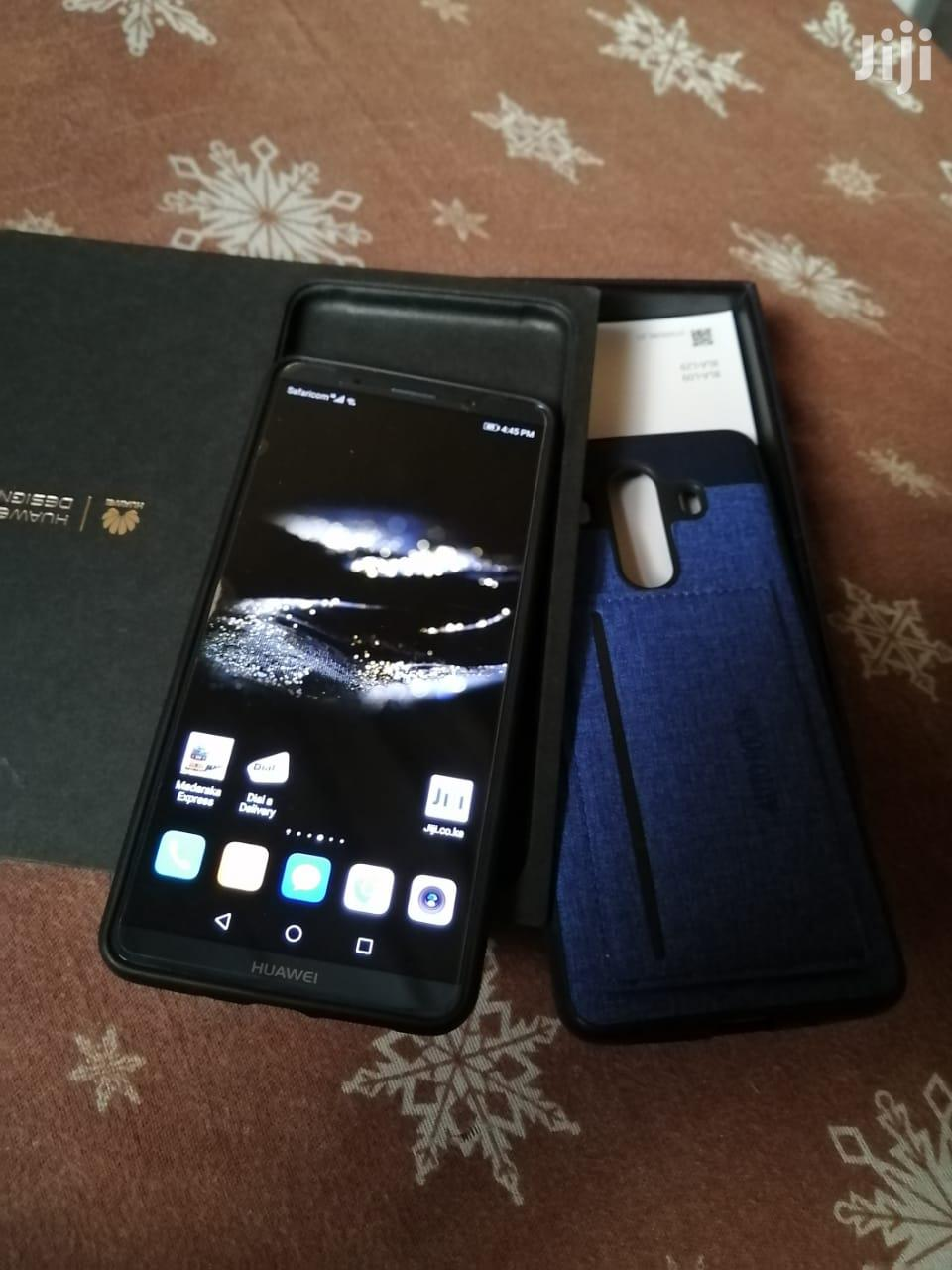Huawei Mate 10 Pro 128 GB Blue | Mobile Phones for sale in Tononoka, Mombasa, Kenya