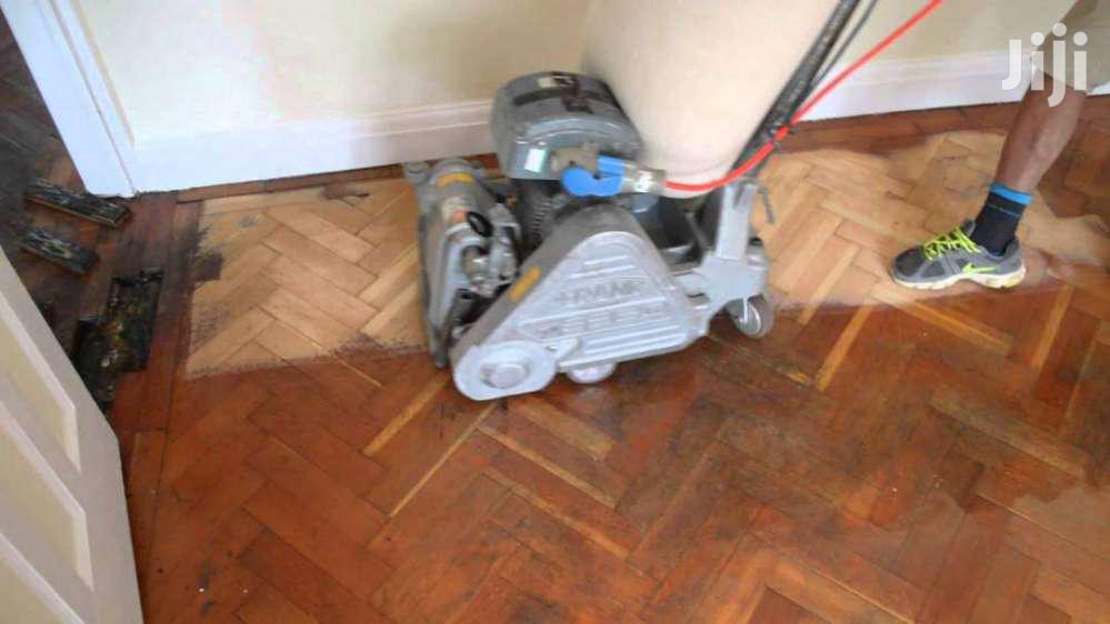 Archive: Wooden Floor Sanding