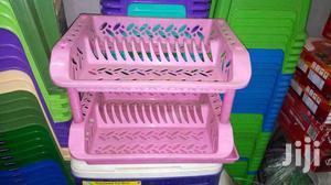 2 Tire Dish Rack /2layer Dish Drainer/Plastic Dish Rack   Kitchen & Dining for sale in Nairobi, Nairobi Central