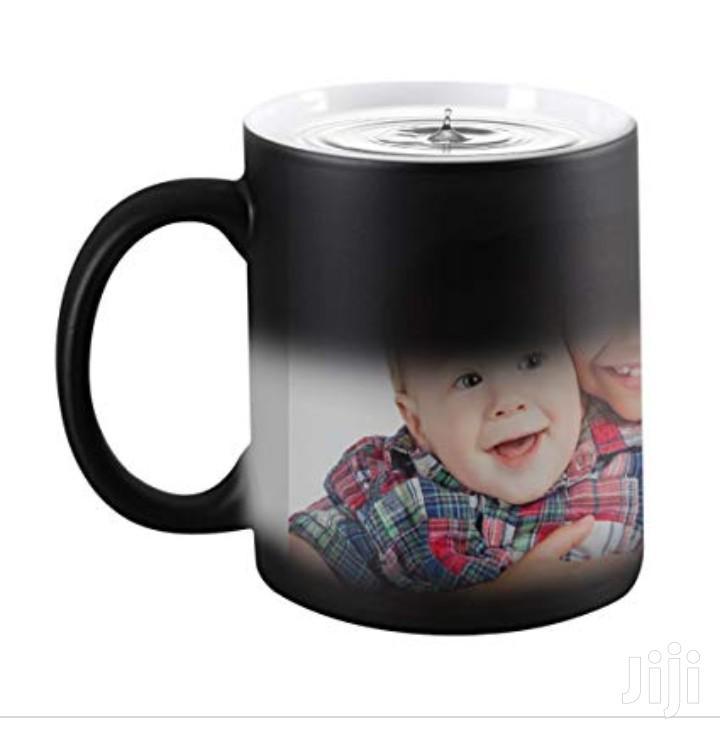 High Resolution Magic Mug Printing