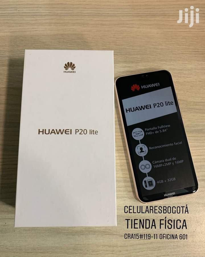Archive: New Huawei P20 128 GB Black