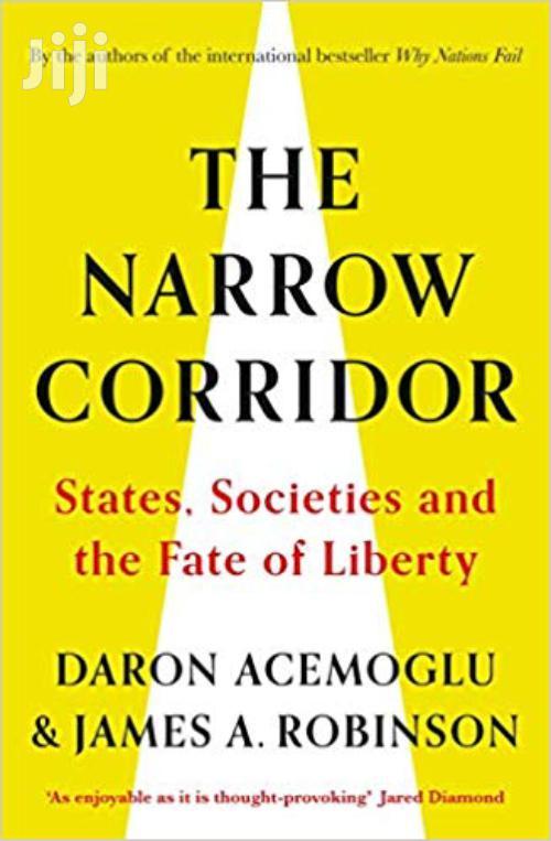 The Narrow Corridor - Daron Acemoglu And James Robinson