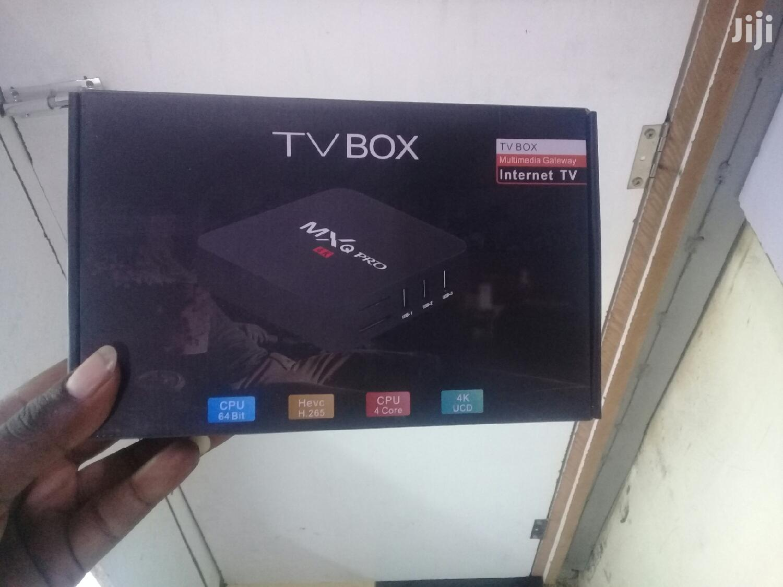 Android Box Mxq Pro 4k | TV & DVD Equipment for sale in Nairobi Central, Nairobi, Kenya