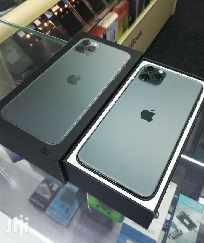 Archive: New Apple iPhone 11 Pro Max 256 GB Black
