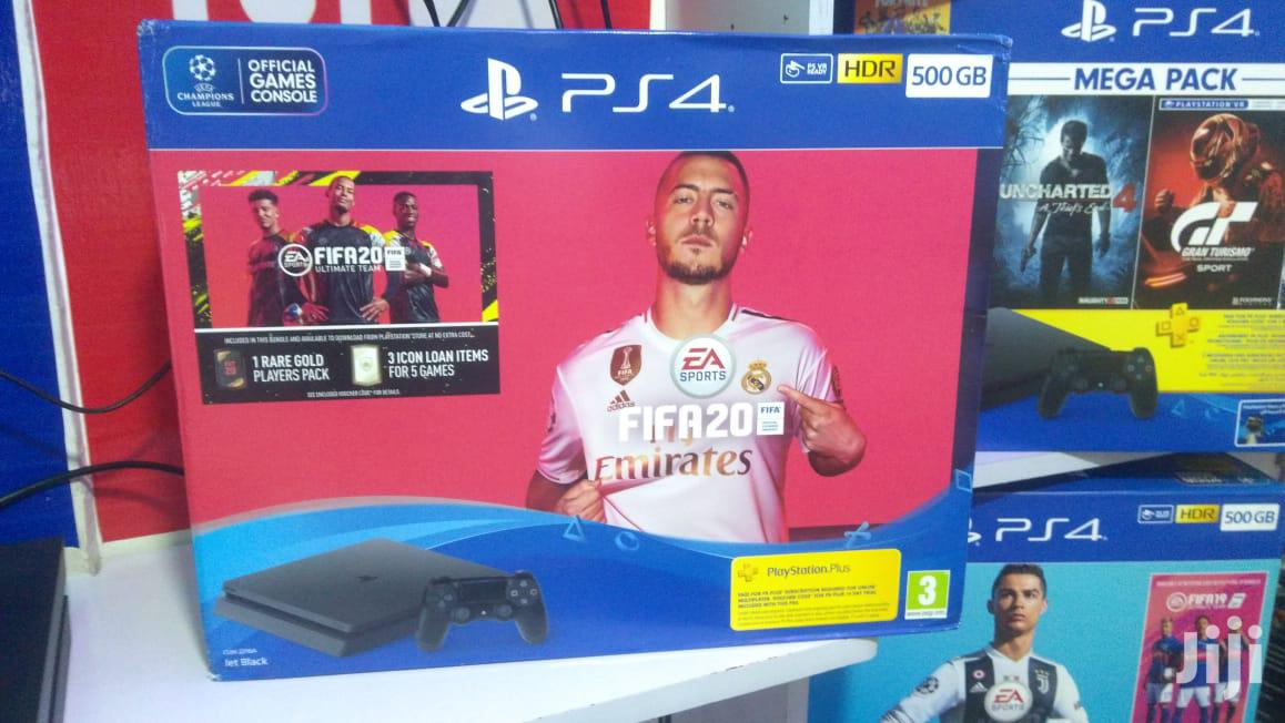 Ps 4 Console New.