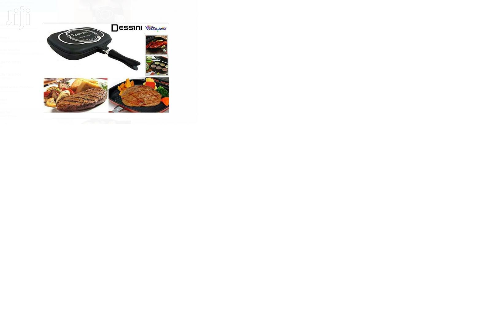 Original Dessini Grill Pan