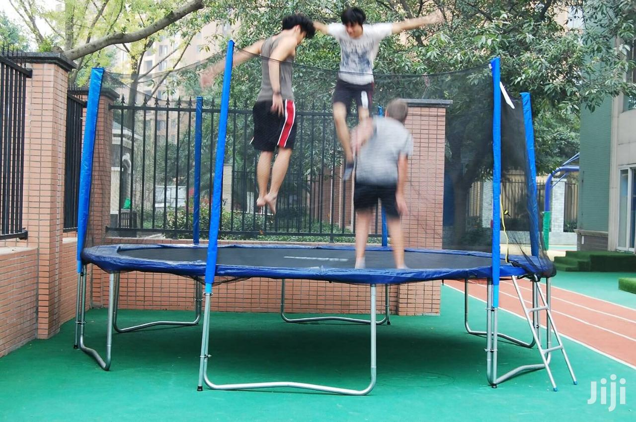 Trampolines 12ft