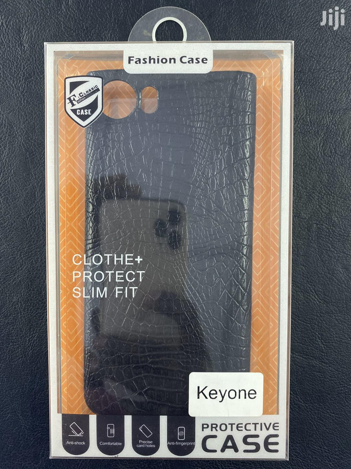 Leather Case for Blackberry Keyone