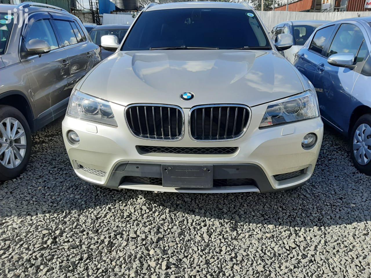 New BMW X3 2012 xDrive20d Beige   Cars for sale in Kilimani, Nairobi, Kenya